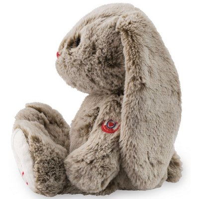 Kaloo peluche lapin medium sable rouge made for game - Sable a lapin ...
